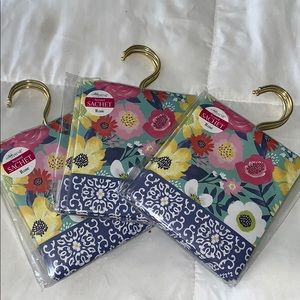 Other - Scented Sachets| Closet hangers 3| 4 packs